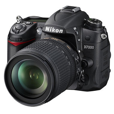 *$999.00 after $300 Instant Savings* Nikon D7000 16.2MP Digital SLR Camera with 18-105mm f/3.5-5.6G AF-S DX VR ED Nikkor Lens