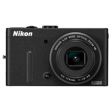 Nikon Coolpix P310 16.1MP Digital Camera - Black