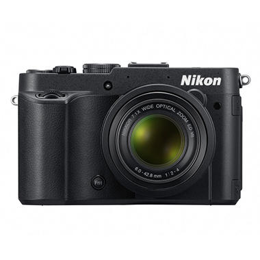 Nikon COOLPIX P7700 12.2 MP CMOS Sensor Camera