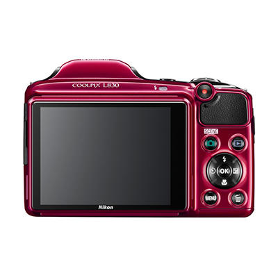 *$199.88 after $100 Tech Savings* Nikon Coolpix L830 16MP CMOS HD Camera with 34x Optical Zoom - Various Colors