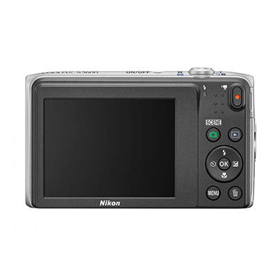 *$99.88 after $40 Tech Savings* Nikon Coolpix S3600 20.1MP Digital Camera with 8x Optical Zoom - Various Colors