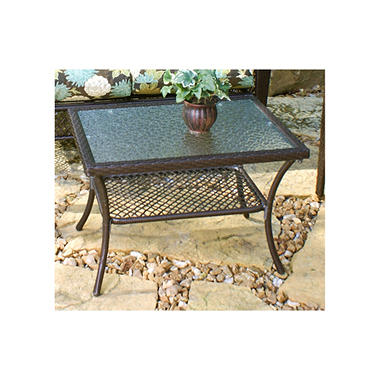 Heritage Mocha Coffee Table