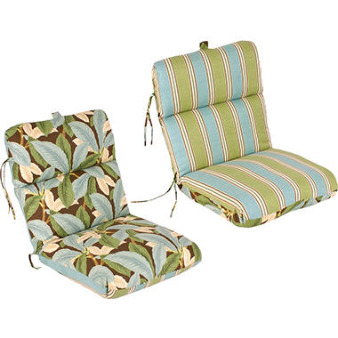 Replacement Patio Chair Cushion Patogoni Latte Sam s Club