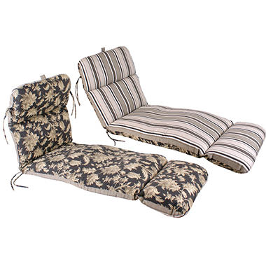 Replacement Patio Chaise Cushion