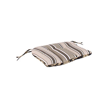 Replacement Patio Seat Cushion - Fallenton Coal
