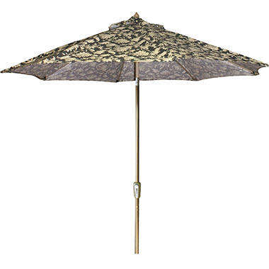 9' Aluminum Market Umbrella