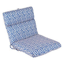 Replacement Patio Chair Cushion - Oskar Sea