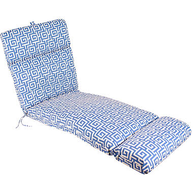 Replacement Patio Chaise Cushion - Oskar Sea