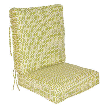 Replacement Deep Seating Cushion Seat and Back - Felton Cactus