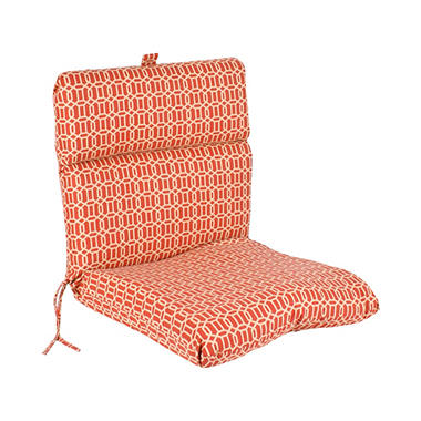 Replacement Patio Chair Cushion - Felton Chili