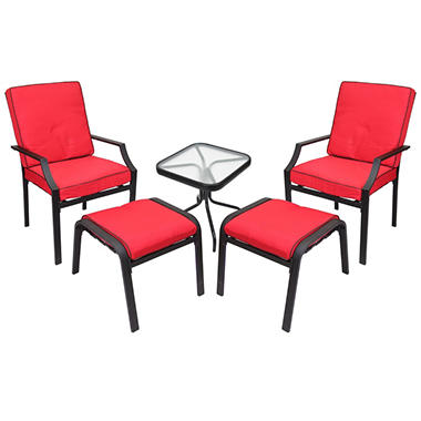 LL DEEP SEAT LV SEAT CHINA RED