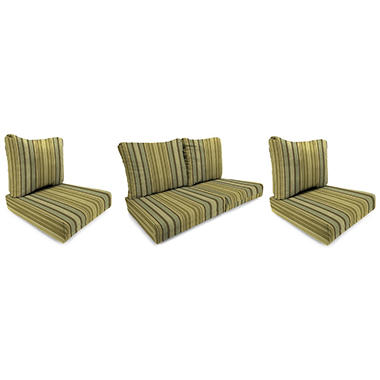 Wicker Replacement Cushions-Tommy Bhahama Vera Cruz Coffee