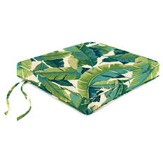 Replacement Seat Cushion, Multiple Fabrics Available