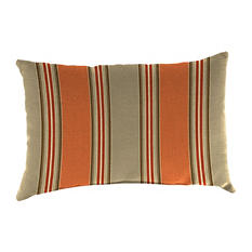"18"" x 12"" Retangular Toss Pillows in Premium Sunbrella Fabrics - Set of 2"
