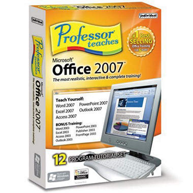 Professor Teaches Office 2007