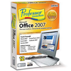 Professor Teaches Office 2007