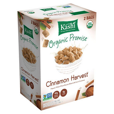 Kashi Cinnamon Harvest Cereal (35.4 oz.)