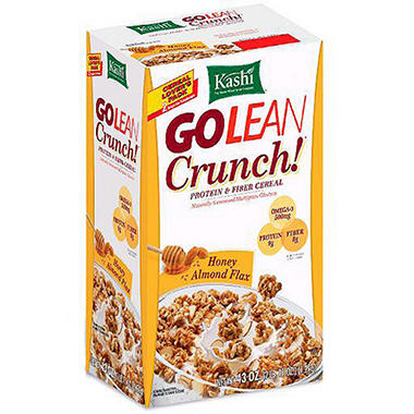 Kashi Go Lean Crunch!� Honey Almond Flax - 43 oz.