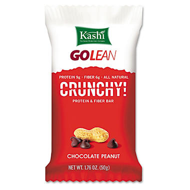 Kashi GoLean Fiber & Protein Bars