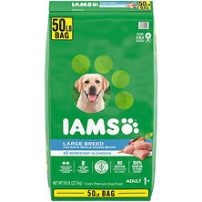 Iams ProActive Health Dog Food, Large Breed (50 lbs.)