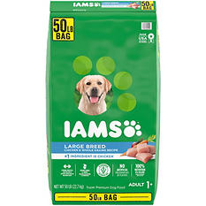 Iams ProActive Health, Large Breed  (50 lbs.)