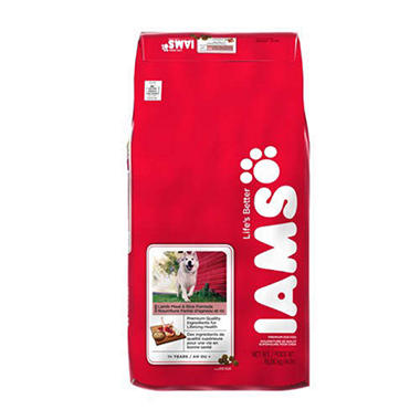 Iams® Lamb and Rice - 44 lb. bag