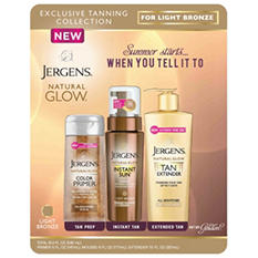 Jergens Exclusive Tanning Collection (3 pk.)