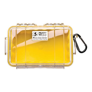 Pelican 1050 Micro Case - Yellow