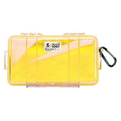 Pelican 1060 Micro Case - Yellow