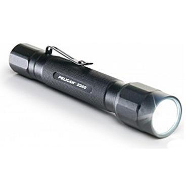 Pelican Ultra-bright 160-Lumen Tactical Aluminum LED Flashlight