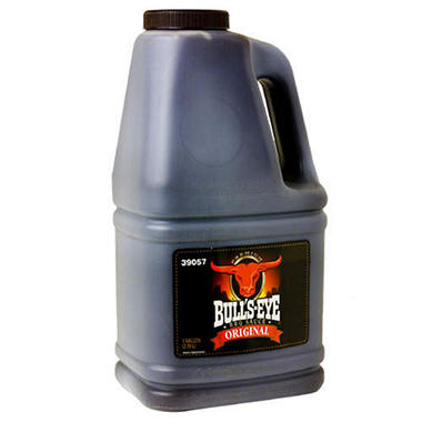 Bull's Eye BBQ Sauce Original - 1 gallon jug