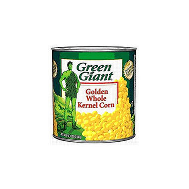 Green Giant� Whole Kernel Corn - 6 lb. 10 oz. can