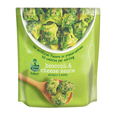 Green Giant Broccoli & Cheese Valley Fresh Steamers - 12 oz. - 4 pk.