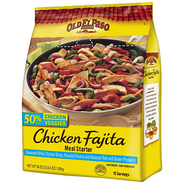 Old El Paso® Chicken Fajita Meal Starter - 36 oz.