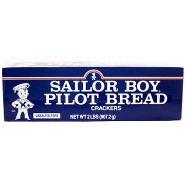 Sailor Boy Pilot Bread - 2lbs