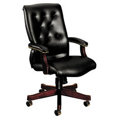 HON - 6540 Series Executive High-Back Swivel Chair - Various Colors