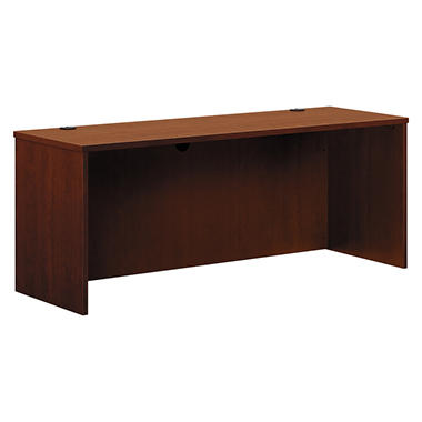 Basyx BL Series Credenza Shell - Medium Cherry