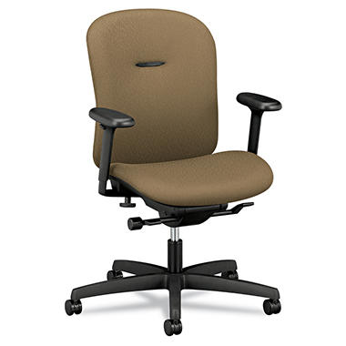 HON - Mirus? Series Low-Back Synchro-Tilt Chair