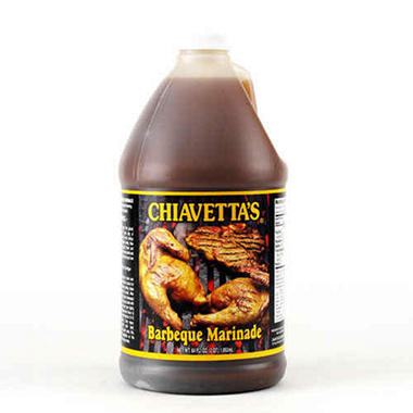 Chiavetta's Barbeque Marinade - 1/2 gal.