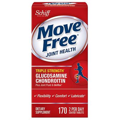 Schiff - Move Free Advanced - 170 ct.