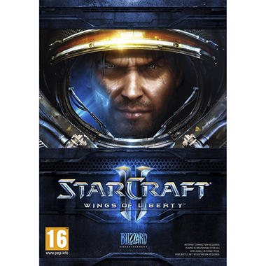 StarCraft II: Wings of Liberty - PC