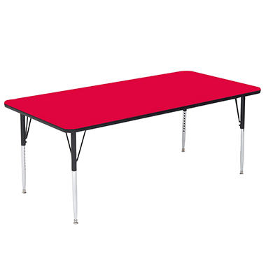 "Correll Rectangle Activity Table- 30"" x 72"""