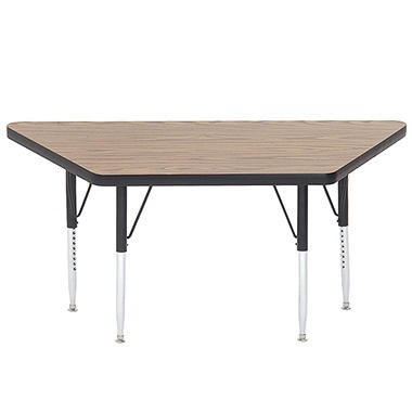 Trapezoid-Shaped Table - 30