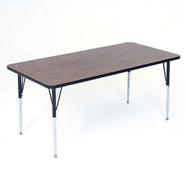 "Correll Rectangle Activity Table- 30""x60"""