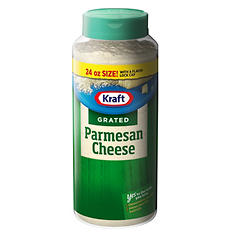 Kraft 100% Grated Parmesan Cheese (24 oz.)