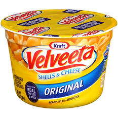 Kraft Velveeta Original Shells & Cheese (2.39 oz.)
