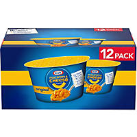 Kraft Macaroni & Cheese Dinner (12 ct.)
