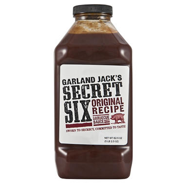 Garland Jacks BBQ Sauce - 82.5 oz.