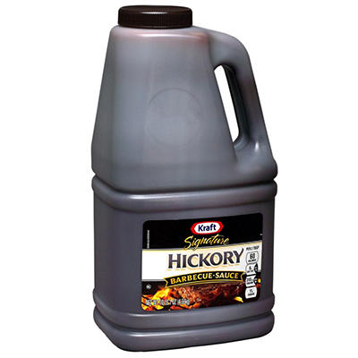 Kraft Authentic Hickory BBQ Sauce (168 oz.)
