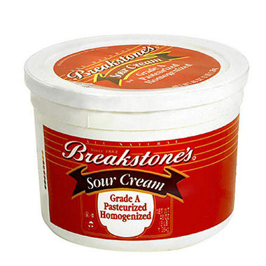 Breakstone's� Sour Cream - 48 oz. tub